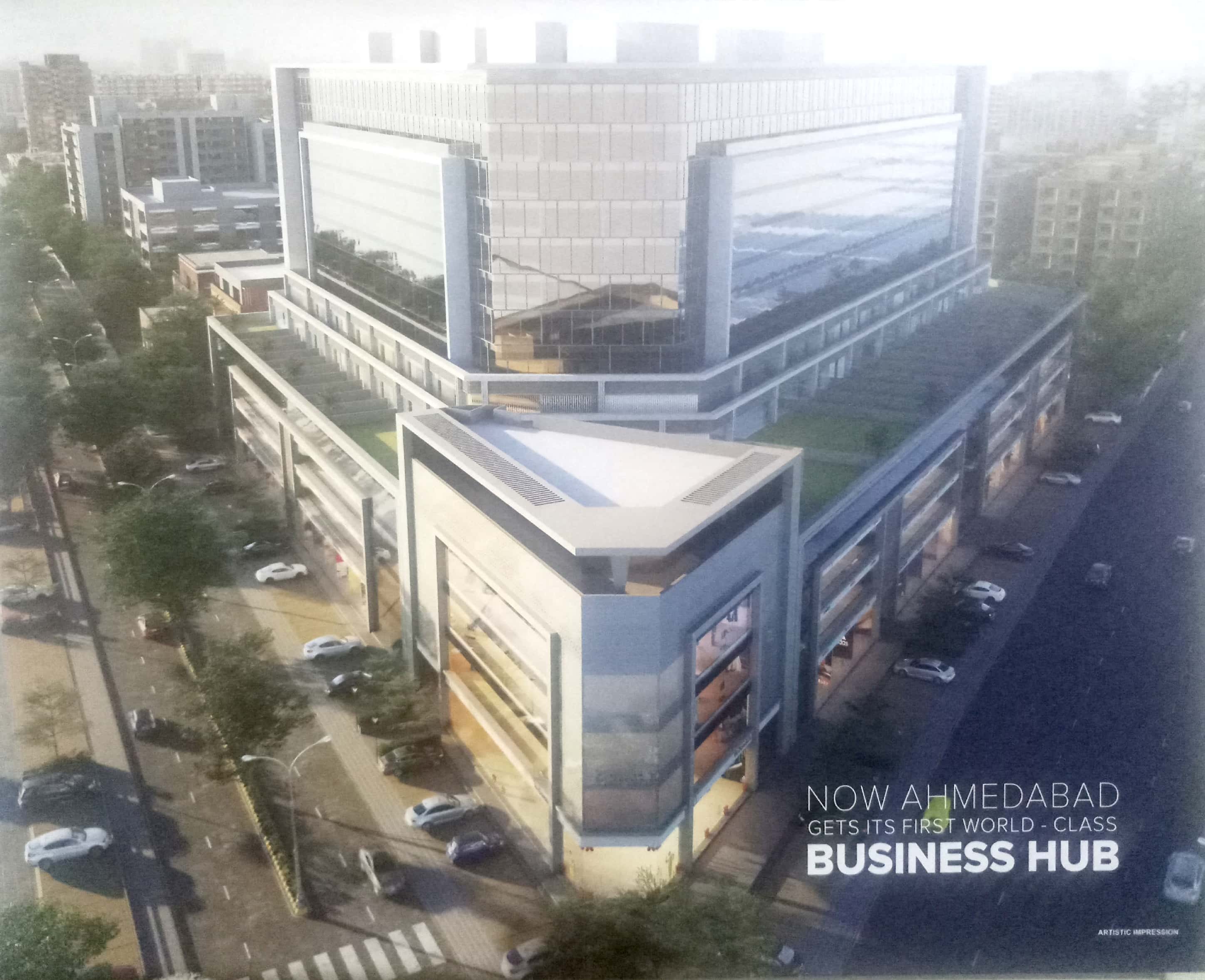RETAIL & OFFICE SPACE
