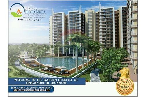 3, 4 BHK Luxury Apartment..