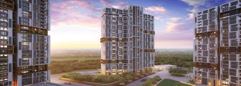 Premium 2 bhk residential apartment available at prime location in Newtown,Kolkata