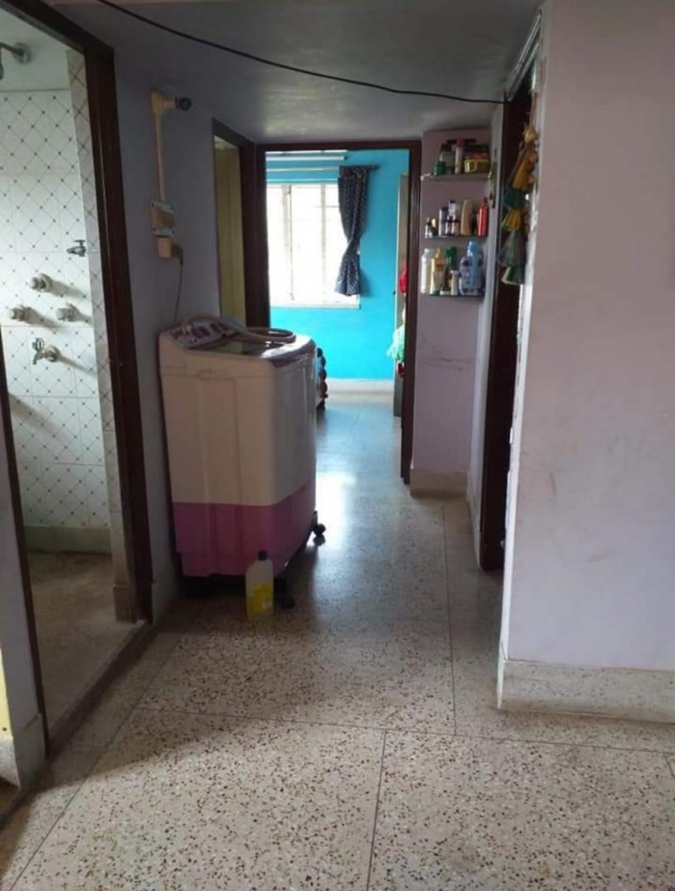 Ready to move flat for sale in Garia