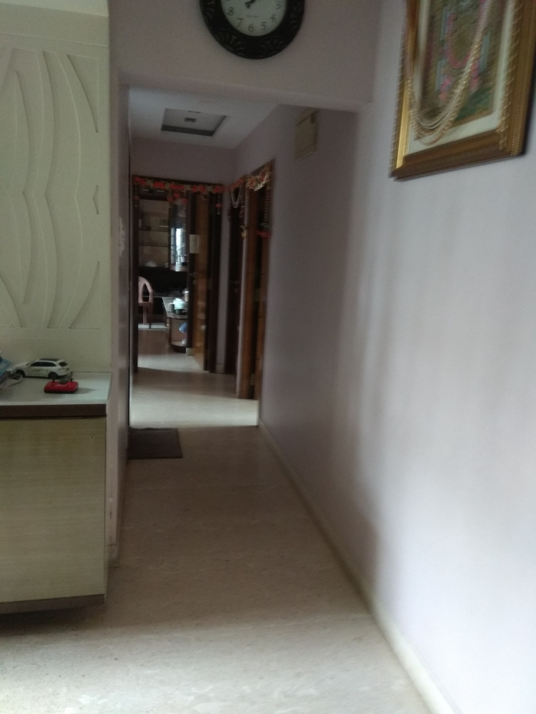 Ready to move flat for sale @Silver Spring, Tangra