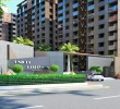 3 BHK  LUXURIOUS FLAT  IN UNIQUE AASHIYANA AT GOTA , S.G.HIGHWAY , AHMEDABAD.