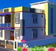 FOR SALE  3BHK DUPLEX PUSHKAR AT AAKRITI AQUA CITY