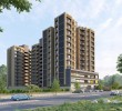 3 BHK Flat for sale in HARSH EVOQ  South Bopal