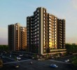 2 & 2.5 BHK flat for sale at Sun Shela One, Shela