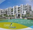 3BHK flat at Chinar Park