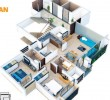 2 BHK Flat for Sale in Casa Vyoma, Vastrapur, Ahmedabad