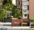 3 BHK flat for sale in Sorrel Apartment, Shela, Ahmedabad