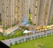 specious 3 bhk flat in a luxurious complex just beside Eco-Space