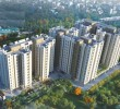 3 bhk almost ready to move flat in a luxurious complex just beside Kabi Subhash metro