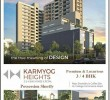 3 and 4 BHK Flats for Sale in Karmayog Heights, Navrangpura, Ahmedabad
