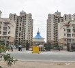4bhk  duplex top floor in purvanchal heights