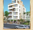 4BHK FLAT IN KEYATALA ROAD